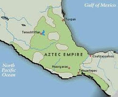 Cultural Maps - Aztec Empire